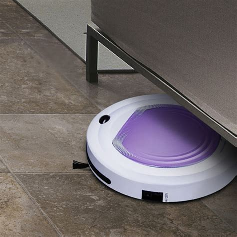auto vacuum cleaner robot smart automatic robotic floor
