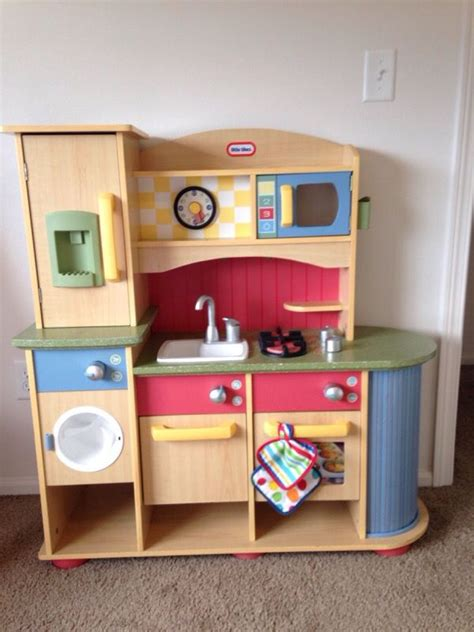 Baby Play Kitchen by Tikes Wooden Play Kitchen Baby In Auburn