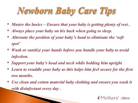 7 Tips On Taking Care Of A Newborn by Tips On How To Take Care Of Newborn Baby