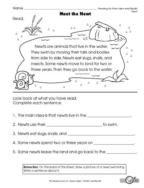 Idea Worksheets 1st Grade by 1000 Images About School On Activities