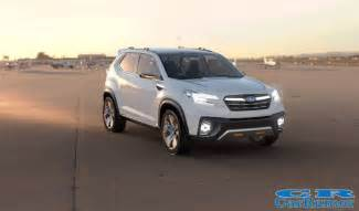 Subaru Rumors 2018 Subaru Ascent Suv Price Interior Release Date And