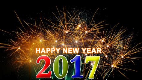 happy new year 2017 hd wallpaper howtorunapps