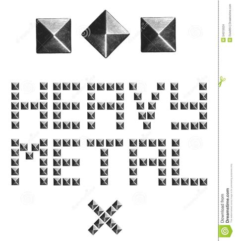 Ojjulet Fashion Stud Ojjulet Fashion fashion rivets pyramid metal studs isolated on white stock photo image 54515024