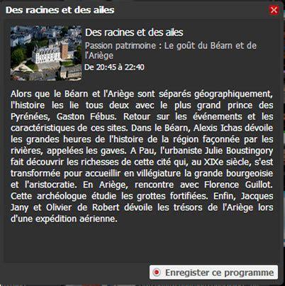 La Grille Tv by Freebox Os L Interface Freebox Depuis Un Ordinateur