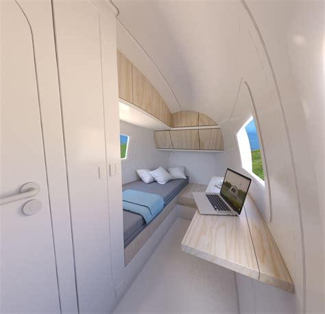 Interiors Home by Ecocapsule Ecocapsule