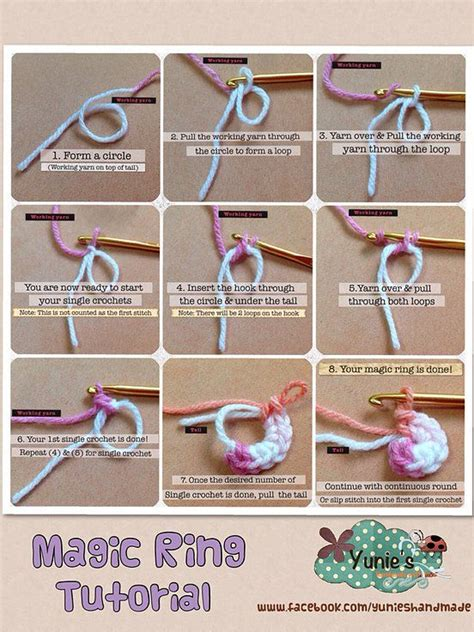 free crochet magic ring instructions and bonus patterns 768 best knitting and crochet images on pinterest