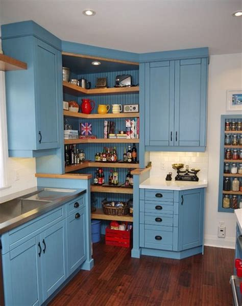 Corner Kitchen Pantry Ideas | design ideas and practical uses for corner kitchen cabinets