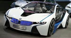 Bmw Electric Cars Cost Bmw I8 In Hybrid Sportscar To Cost More Than 100 000