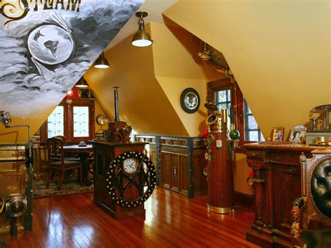Online Home Decoration Shopping by Virtual Tour Steampunk House Sharon Ma Photographed By Jay