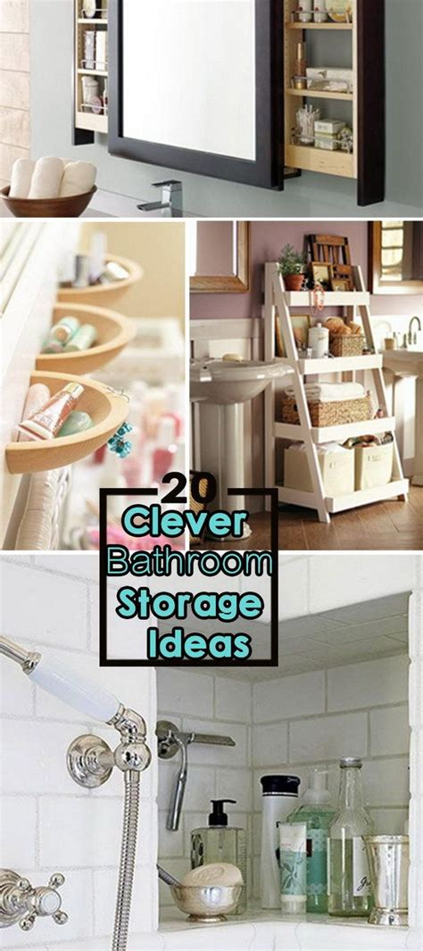 clever bathroom ideas best 25 clever bathroom storage ideas on