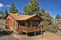 estes park romantic getaways colorado