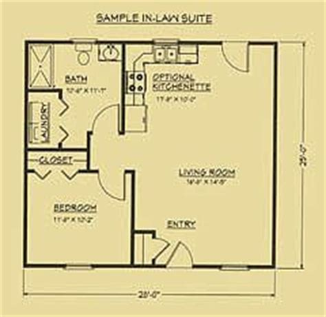 Mother In Law Suite Floor Plans by 1000 Images About Small Space Floor Plans On Pinterest