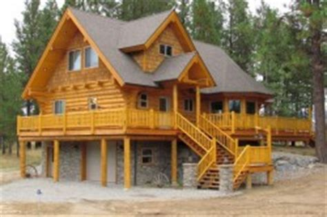 idaho based handcrafted log homes with scribe