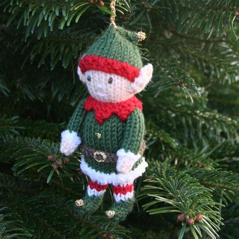 christmas tree reindeer and elf