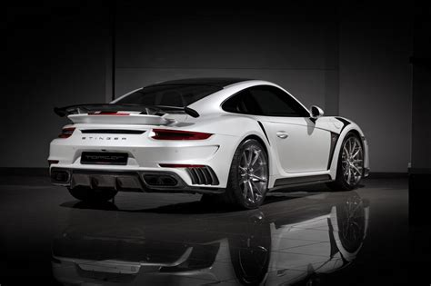 Porsche Gt3 Turbo by 2016 Porsche 911 Turbo S Stinger Gt3 2 By Top Car