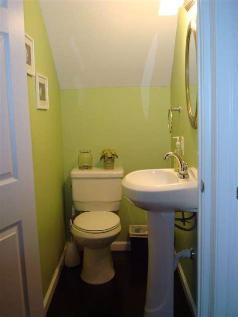 converting powder room to bath best 25 tiny half bath ideas on small half