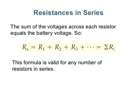 resistors in series sum resistors in series sum 28 images the scottish physicist current resistance and power ppt
