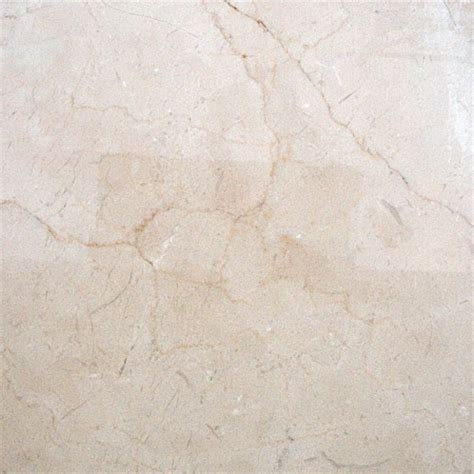 crema marfil 24x24 porcelain backed polished marble tile