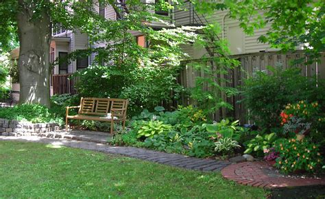 back yard design backyard garden west ferry buffalo buffalo