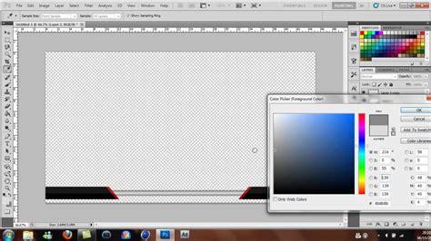 adobe photoshop watermark tutorial photoshop tutorial video border watermark youtube