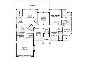 richmond floor plan spanish style house plans richmond 11 048 associated
