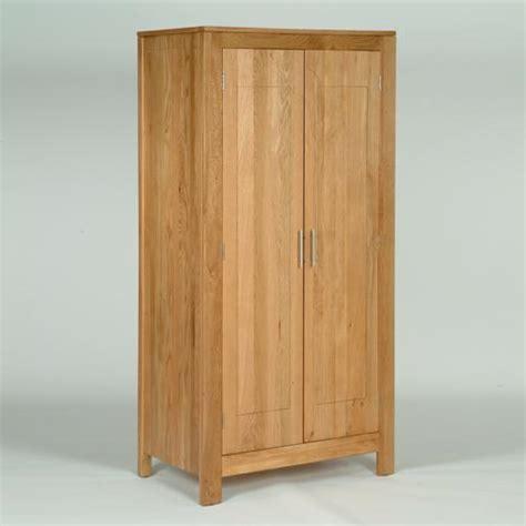 contemporary oak range wardrobes - Contemporary Oak Wardrobe