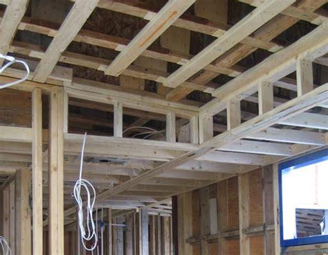 detail bulkhead framing 171 home building in vancouver