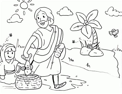 sunday school christmas coloring pages coloring home