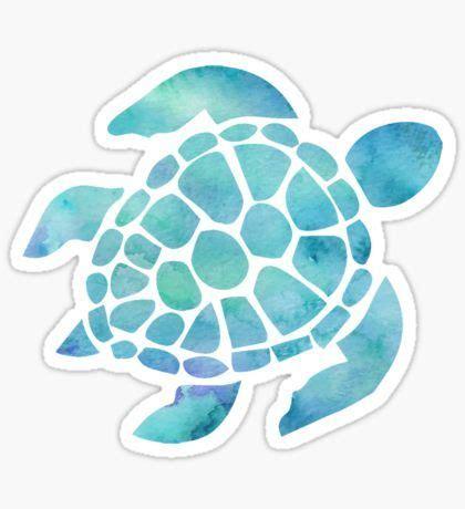 Blue Stickers
