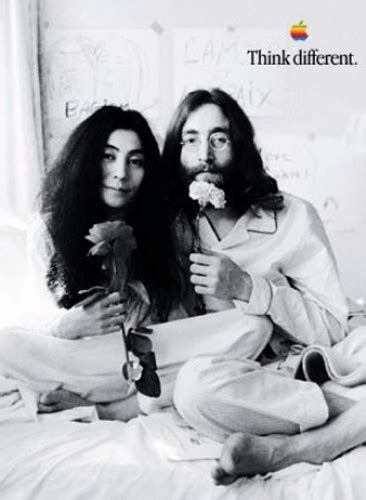 john lennon and yoko ono biography 1000 images about think different on pinterest