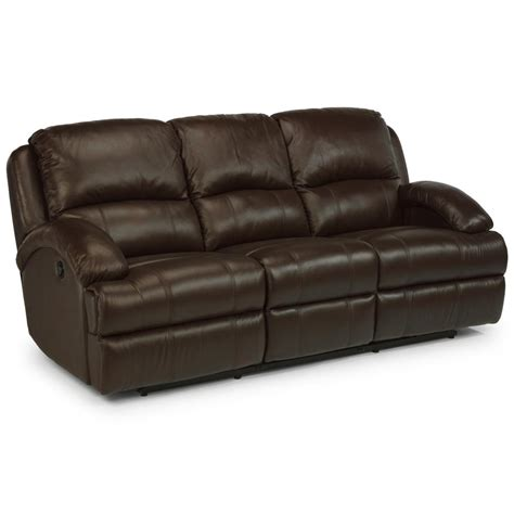 barrington leather power reclining sofa flexsteel leather sofa with recliners sofa menzilperde net