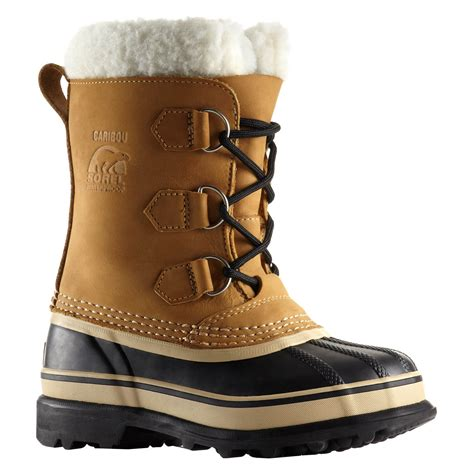 sorel youth caribou winter boots kids  uk delivery