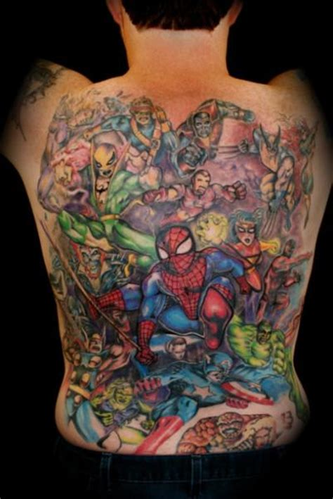 marvel tattoo designs marvel tattoos designs ideas and meaning tattoos for you