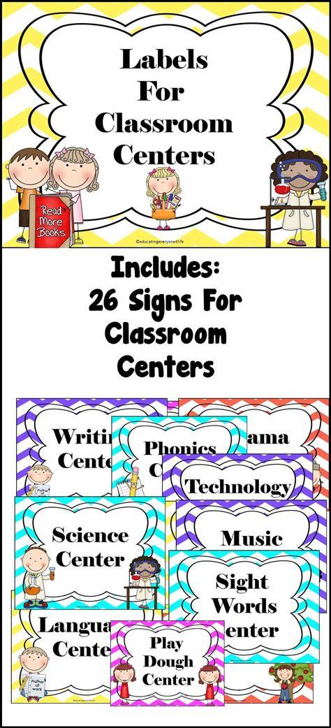 printable calendar labels for classroom classroom labels chevron signs