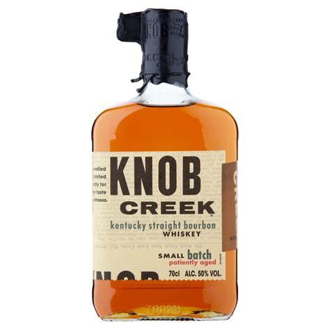 knob creek 9 year bourbon 70cl buy cheap price uk