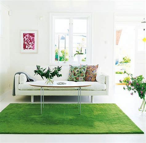 Grass Interior Design by 25 Awesome Grass Rug Ideas Home Design And Interior