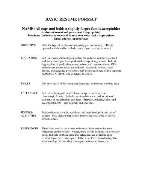 how to list references in resume job reference page format sample