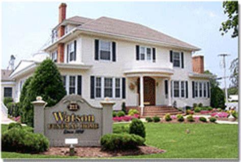 watson funeral home millsboro millsboro de legacy