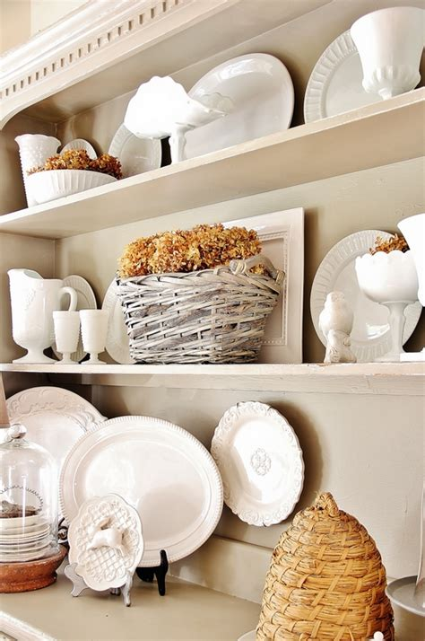 kitchen hutch decorating ideas fall decorating ideas for the kitchen and a story
