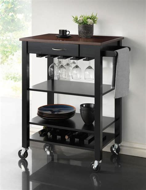 small kitchen island cart kitchen island carts for small space optimize