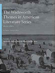 quest themes in literature amazon com the wadsworth themes american literature