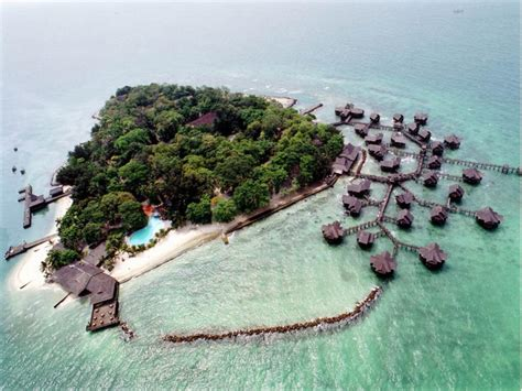 Di Indonesia thousand island 187 ayer island