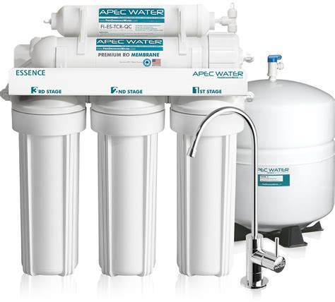apec water osmosis water filtration system review