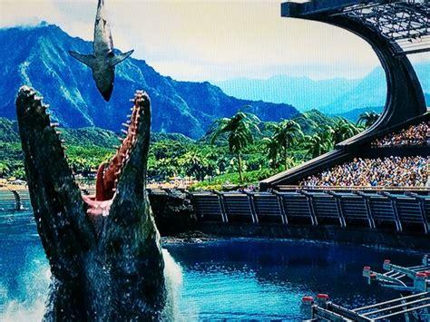 dinosaurus film bioscoop jurassic world op dvd en bluray recensie