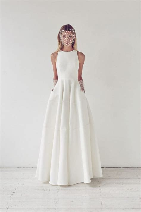 Wedding Dress With Pockets by 30 Effortlessly Chic Wedding Dresses With Pockets