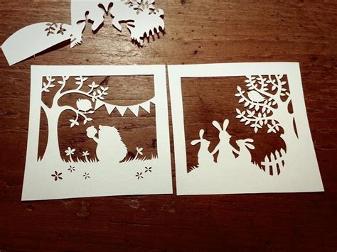 Cut Paper Craft - papercutting for beginners beak up crafts