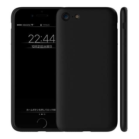 Iphone7 Iphone7 Softcase Protect Iphone iphone7 ケース mynus iphone7 マットブラック design iphoneケースは unicase