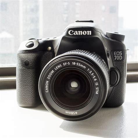 Canon 70d on canon eos 70d features smooth autofocus