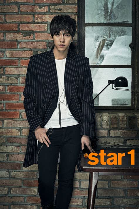 lee seung gi handsome lee seung gi looks handsome in both casual and dandy