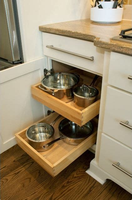 replace kitchen cabinets with shelves remove dishwasher replace with drawer and gliding shelves